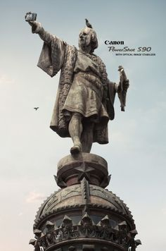 I Am Cristobal Colon and this is my Fotolog repinned by www.BlickeDeeler.de