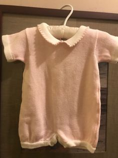 0c4304ce2a91 Babys Trousseau pink knit outfit size 3 months great condition  fashion   clothing  shoes