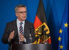 Rücknahme von Migranten: De Maizière droht Herkunftsländern mit Sanktionen - SPIEGEL ONLINE - Politik