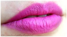 Ariel Make Up ~ Make Up & Beauty with a Princess Touch: ♕ Diva Crime Lipstick in Vertigo by Nabla Cosmetics ♕
