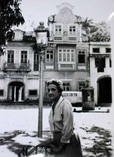 Cecilia Meireles (1901-1964).   Rio de Janeiro. Brasil