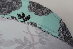 Liljatar: Lippahuivi ja ohje sen ompeluun