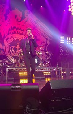 Queen&Adam Lambert-iHeartRadioTheater - lilzy