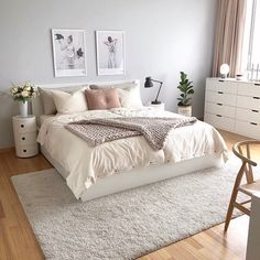 Advertising for sojao who wouldn't want to sleep in super soft, organic lux Furniture, Beautiful Bedrooms, White Linen Bedding, Bed Linens Luxury, Home Decor, Budget Home Decorating, Bedroom Decor, Simple Bedroom, Bedroom Colors