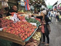 Israel ranks third in consumption of vegetables, sweets on http://sizedoesntmatter.com