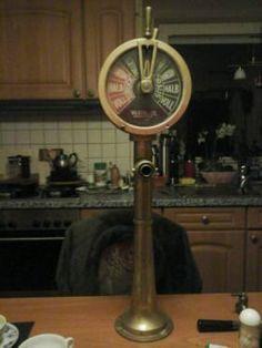 Biete eine Bierzapfsäule als Schiffstelegraf an. Der Telegraph ist aus Messing,Bierzapfsäule als Schiffstelegraf in Niedersachsen - Norden