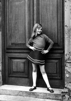 Lady Diana Spencer (age 9)