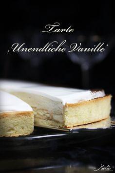 Vanille Tarte nach Pierre Hermés