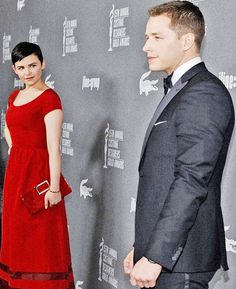 I love how Ginny's looking at Josh in this photo :)
