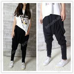 Fashion Lace Ladies Hippie Harem Pants Harem Pants Legging Punk