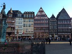 Thomas Watkins: The Römer is a medieval building in Frankfurt am Main, Germany. This site is one of the city's most important historical landmarks. The Römer family sold the building to the city council in 1405, and it is now the town city hall.