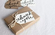 Ten Terrific Thank you Gifts for your Close Friends