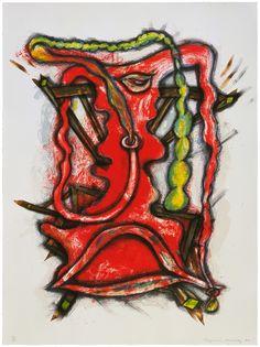 Recent Paintings 1997 Elizabeth Murray