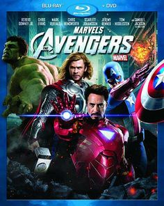 The Avengers (Blu-ray + DVD Combo) (Limit 1 copy per client)(Blu-ray) (USED) #inetvideo #movies #giveaways #iNetVideoPin2Win #blockbuster