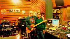 Guillermo Cazenave & Mario Sobrino. Estudios Melopea (Litto Nebbia), Mayo 2016.