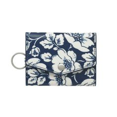 Didworth Flowers Folded Card Holder With Keyring