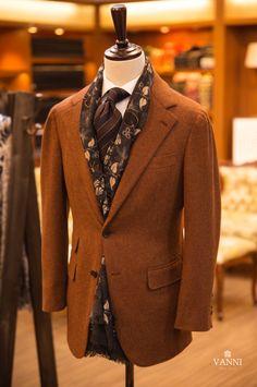 VANNI - Tweed jacket