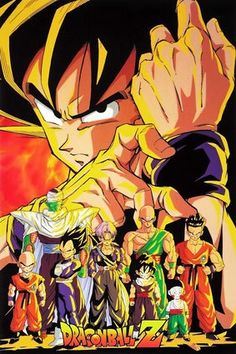 Dragon Ball Z - The Z Fighters