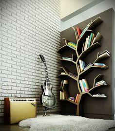 1000 id es sur le th me biblioth que d 39 arbre sur pinterest tag res tag re d 39 arbre et tag res. Black Bedroom Furniture Sets. Home Design Ideas