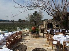 Vineyard Restaurant at Urlice