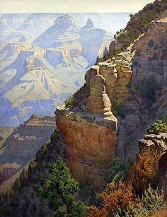 Gunnar Widforss - Painter of the National Parks