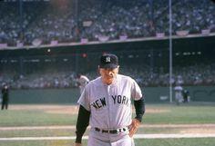 Casey Stengel, Yankees Fan, Just Run, Baseball, Sports, Random, Athletes, Cards, Vintage