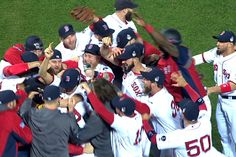 10/30/13: Koji Uehara fans Matt Carpenter to finish off the 2013 World Series as the Red Sox win their eighth title in franchise history