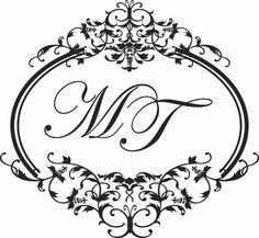 Картинки по запросу modelos de monograma casamento