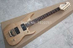 267.49$  Watch here - Free Shipping Top Quality Factory Custom Shop Washburn Natural Color N4 Nuno Betancourt Electric Guitar Floydrose Tremolo  1461   #magazineonlinebeautiful