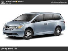 2011 Honda Odyssey, 52,395 miles, $25,491.