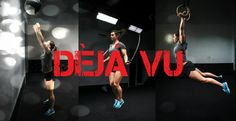 deja vu. #viveRx Crossfit Games Open 2013