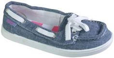 Girls Roxy, RG Ahoy slip on Boat Shoe --- http://www.pinterest.com.luvit.in/3rq