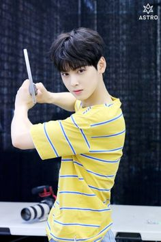 [21.07.16] Behind the scenes of the 2nd mini album - EunWoo
