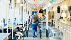 ノルウェーからクルマが消える?エコcity「オスロ」の自転車カフェへ | TABI LABO