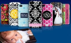 Groupon - Custom Cases for the iPhone, iPad, iPod or Samsung Galaxy from MyCustomCase.com in Online Deal. Groupon deal price: $0.20