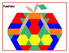 Building Larger Triangles  Geometry    Pattern Blocks
