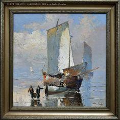 Josef Svoboda Siena, New Art, Modern, Artist, Artwork, Painting, Trendy Tree, Work Of Art, Artists