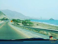 The Dubai Khorfakkan Road  #travel #travelblog #traveldiaries #igers #iphoneonly #instapic #instatravel #traveldiary #travelgram #travelpost #traveltheworld #wanderlust #wanderer #winterholidays #travelblogger #traveluae #dubaitravelblogger #dubai #dubaipage #mydubai #uae #inuae #india #theshazworld #oceanickhorfakkanresortandspa #oceanickhorfakkanresort #khorfakkan #khorfakkanbeach