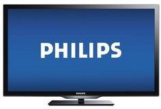 "Philips 40PFL4908/F7 - 40"" Class (40"" Diag.) - LED - 1080p - 120Hz - Smart - HDTV"