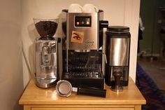 Coffee grinder ASCASO i-mini Polished Aluminum