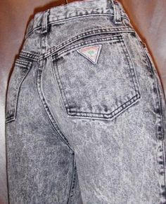 acid wash jeans - Palmettos!