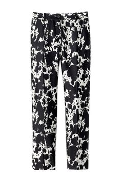 black and white fashion for women | Men Women Clothes: 2011 Summer Fashion - Black and White Animal Print