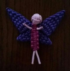 Paracord Fairy...PHOTO ONLY