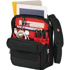 Brand New Wenger Shield 24 Inch Rolling Travel Black Duffel Bag Swissgear  Duffel  Wenger  DuffleGymBag. See more. New Wenger Black Tablet Messenger  Bag ... 6af38d1da16ec