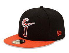 33c9c7be2dbe3 NEW ERA x MiLB「Norfolk Tides Alternate 1」59Fifty Fitted Baseball Cap Fitted  Baseball