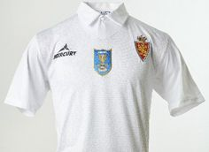 Real Zaragoza UEFA Cup Winners Cup 20th Anniversary Kit