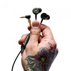 Bästa hörlurarna: Marshall Mode EQ Black.http://www.phonelife.se/basta-horlurarna