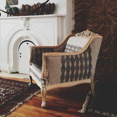 DIY upholstery, by Ariele Alasko