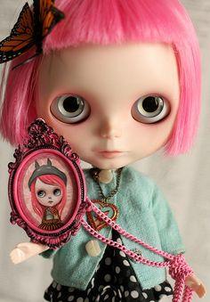 <3 Custom Blythe Dolls <3