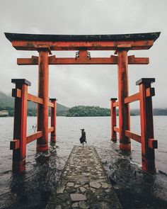 Tori Gate Photograph by Hiro Goto Japanese Shrine, Japanese Art, Japanese Symbol, Torii Gate, Art Asiatique, Aesthetic Japan, Japan Photo, Japanese Architecture, Japanese Culture